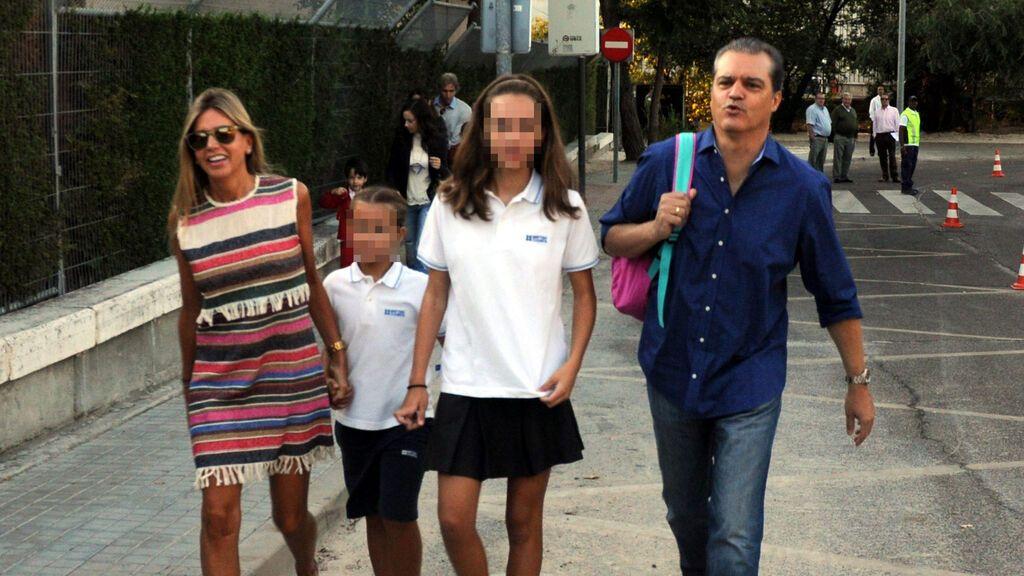 Ramón García y Patricia Cerezo