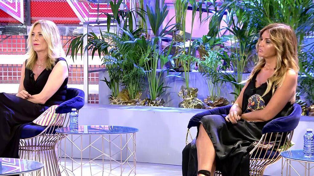 La verdad sobre el veto de Rocío Flores a Belén Rodríguez