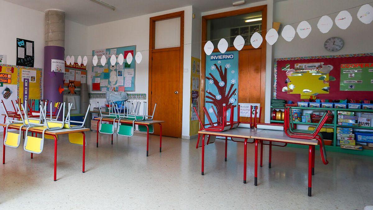 La educación infantil, de 0 a 3 años, pierde un 17% de alumnos este curso, marcado por la pandemia