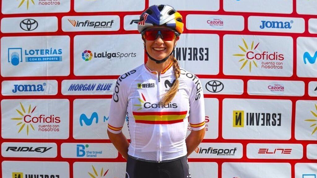 Rocío García acaba vigesimosexta en Cross Country en el triplete de Suiza en ciclismo de montaña