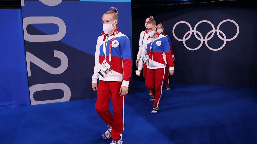 ROC, el truco de Rusia para competir en los Juegos de Tokio pese a su sanción por dopaje
