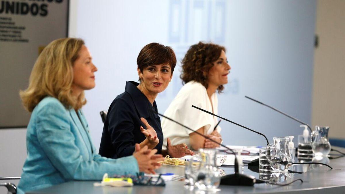 Nadia Calviño dice que el Gobierno decidirá en septiembre si sube el SMI, en función de la marcha del empleo