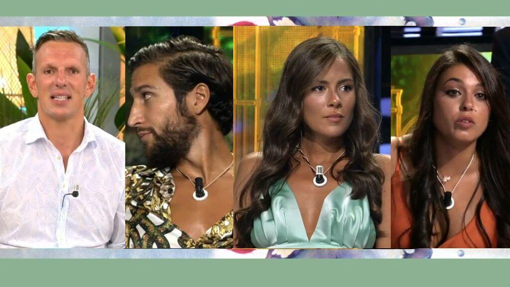 El enfado de Joaquín Prat con Gianmarco, Melyssa y Lola