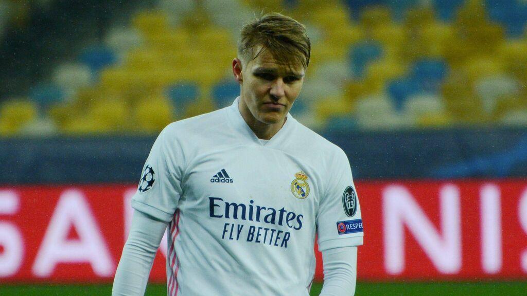 El Real Madrid no descarta la salida de Odegaard: se valora cesión e incluso traspaso