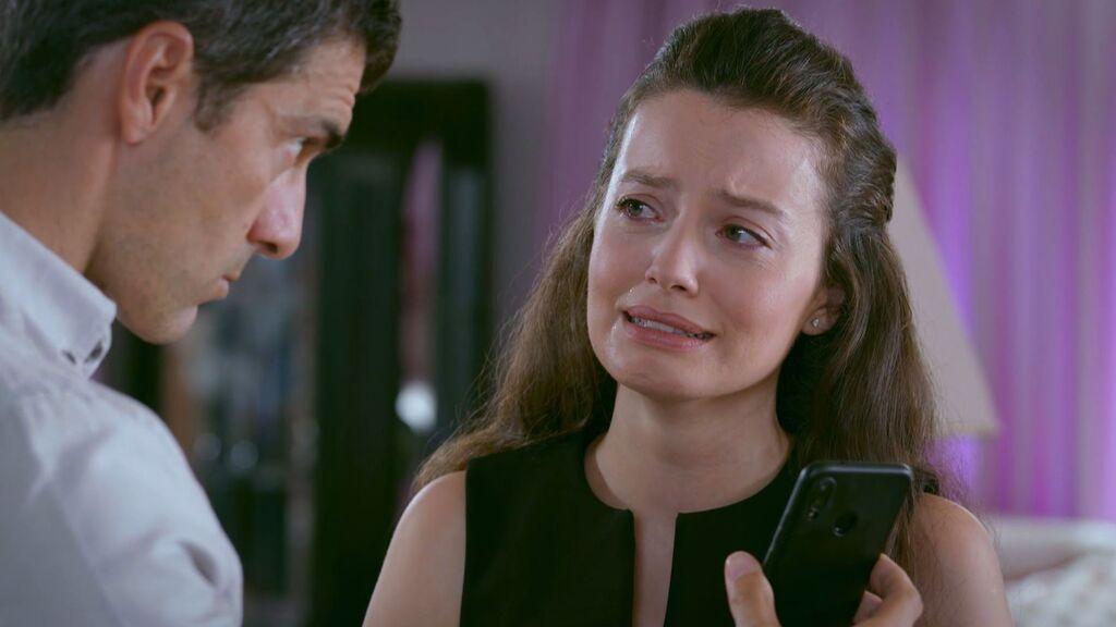 Meryem se niega a visitar a Ömer