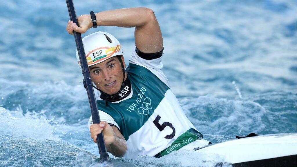 Maialen Chorraut consigue la medalla de plata en K1 Slalom: su tercer metal olímpico