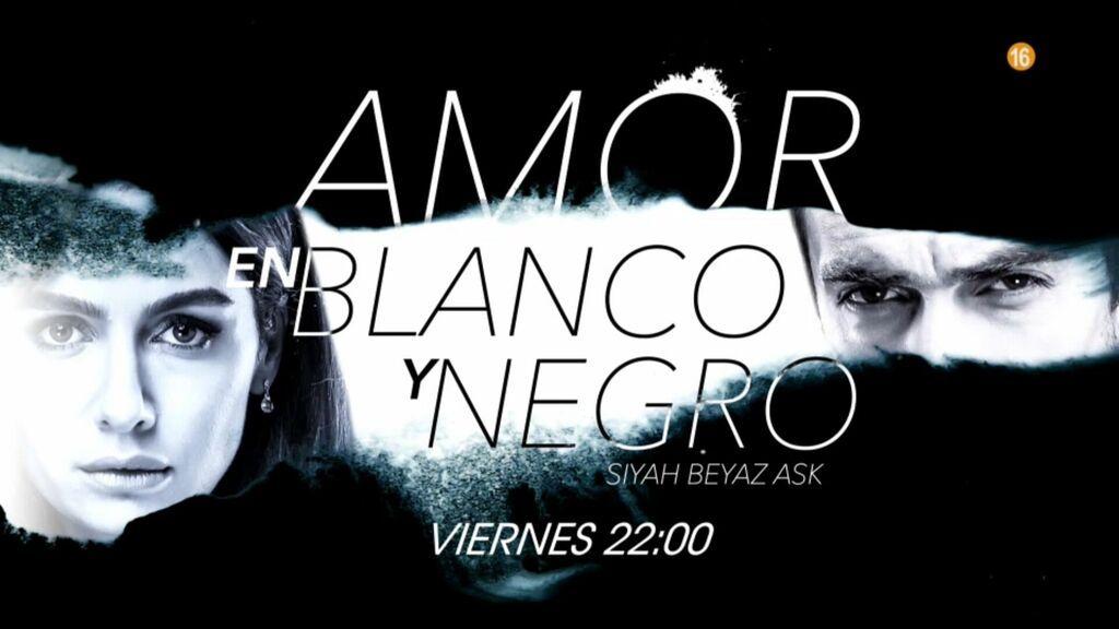 Gran final de 'Amor en blanco y negro', este viernes a las 22:00