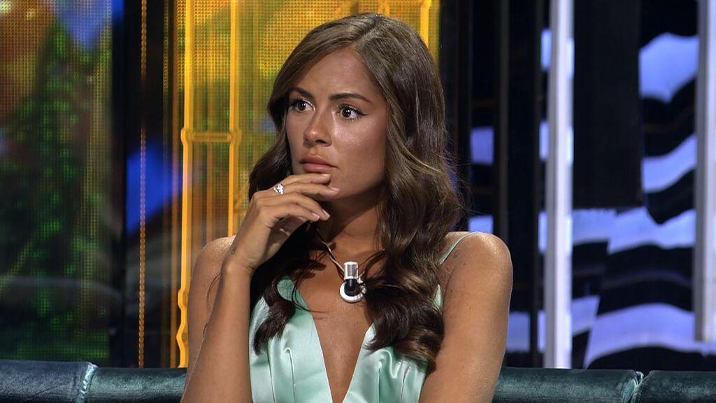 Melyssa se entera que Olga habló mal de ella al principio del reality