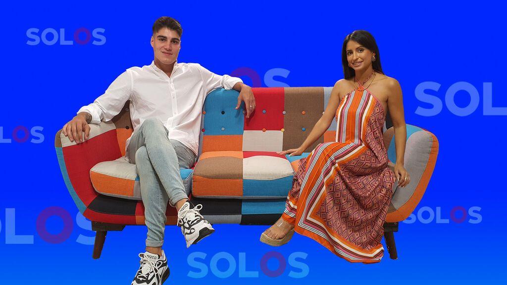 Inma y Julen estarán en el pisito a través de una videollamada: hoy, a las 22.00 hora en 'Solos'