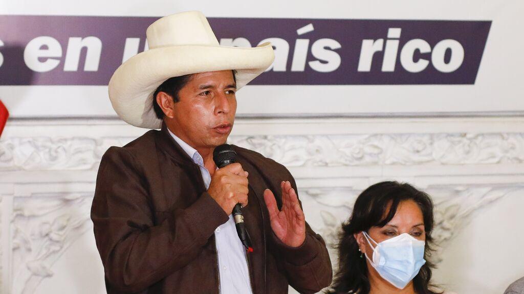Blinken dice a Castillo que EE.UU. espera contar con Perú para abordar las crisis de Venezuela, Cuba y Nicaragua