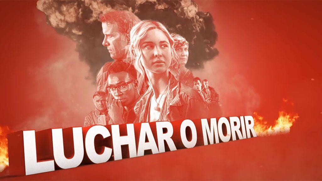 Gran estreno de 'Luchar o morir' el viernes a las 22:05 horas en Cuatro