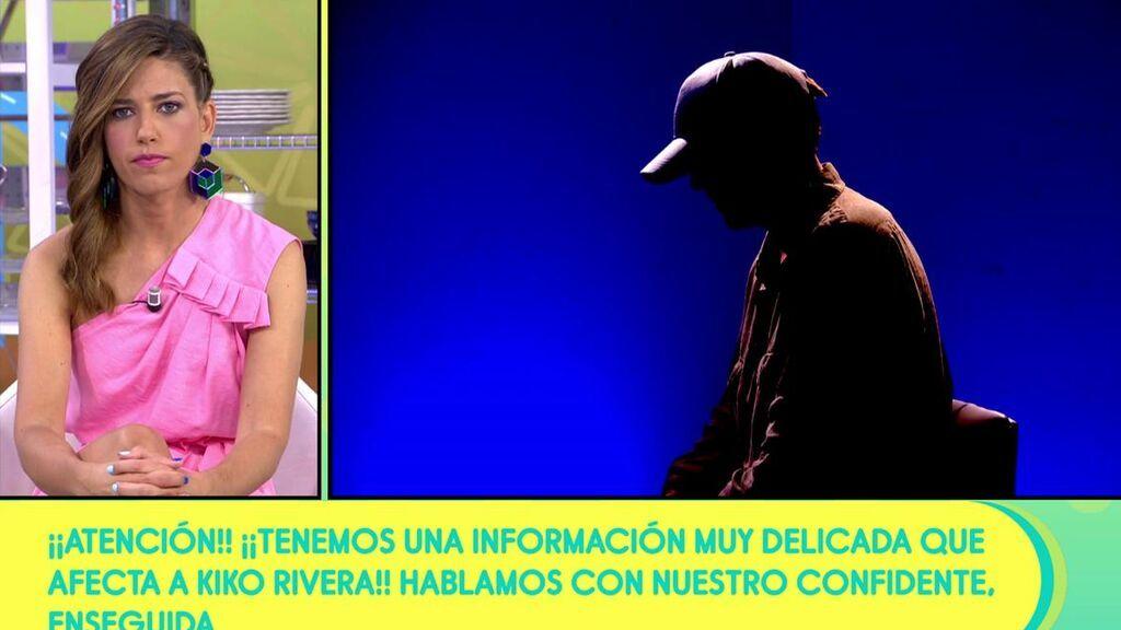 Sofía Cristo lo confirma: Kiko Rivera no se ha sometido al tratamiento que se comprometió a seguir