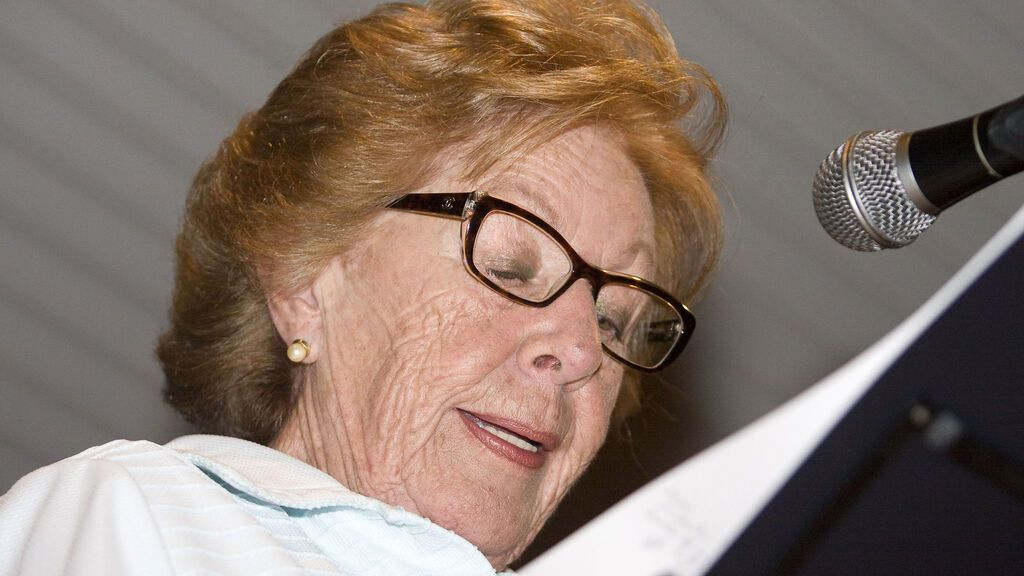 Menchu Álvarez del Valle, la abuela paterna de Letizia Ortiz, ha fallecido a los 93 años