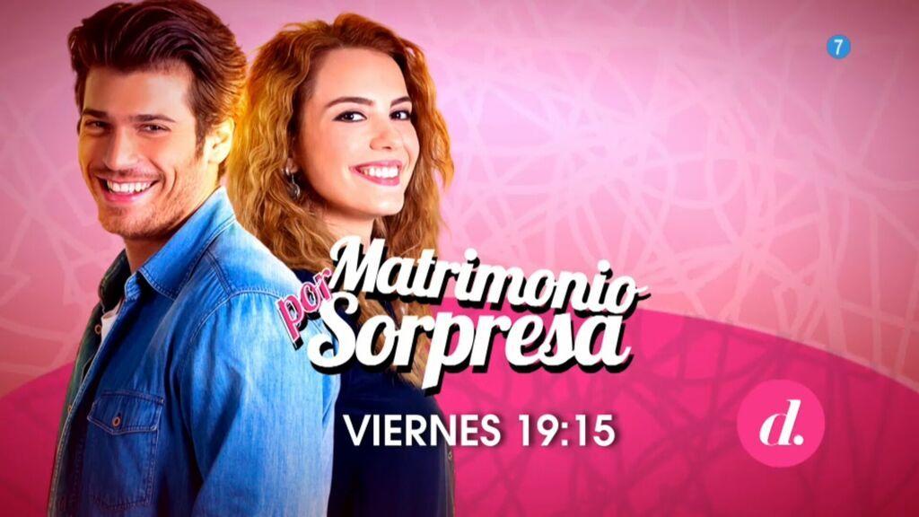 Gran final de 'Matrimonio por sorpresa', este viernes a las 19:15