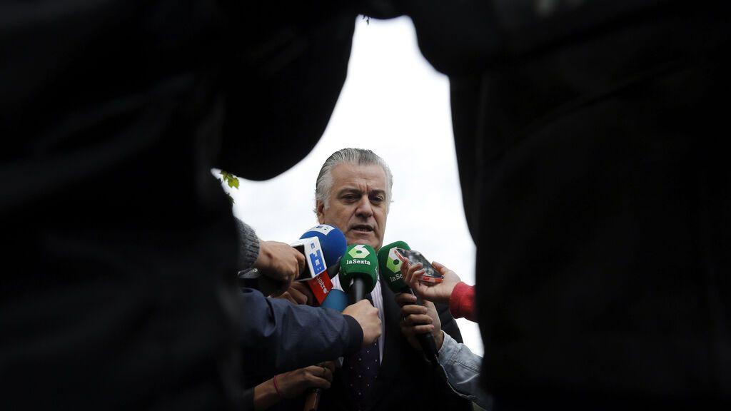 """Luis Bárcenas ante el juez: """"Ser recibido por un ministro vale dinero"""""""