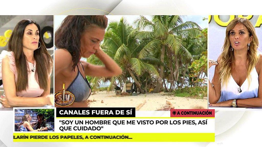 """Isabel Rábago y Marta López entrevistarán a Olga Moreno en 'Ahora, Olga': """"Tengo ganas de escucharla"""""""