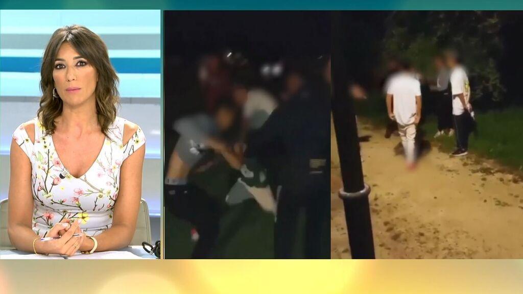 Paliza grupal a un joven en Amorebieta que lo deja en estado crítico