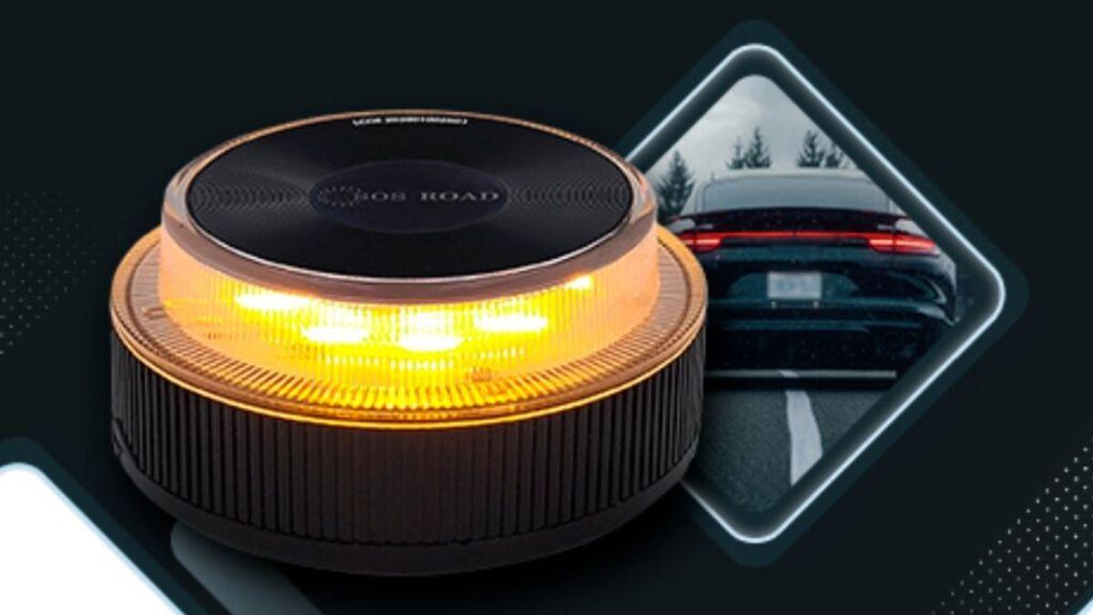 Adiós a los triángulos de emergencia: esta es la 'luz inteligente' que la DGT exigirá a tu coche
