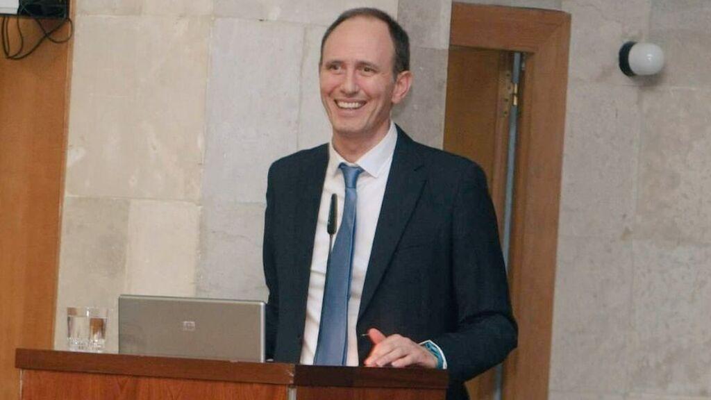 El doctor Ignacio Rosell Aguilar