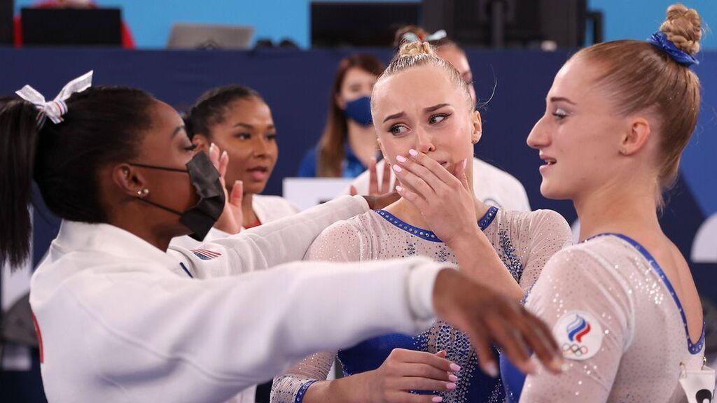 """Simone Biles vuelve a retirarse y podría decir adiós a los Juegos: """"Tengo que centrarme en mi salud mental"""""""