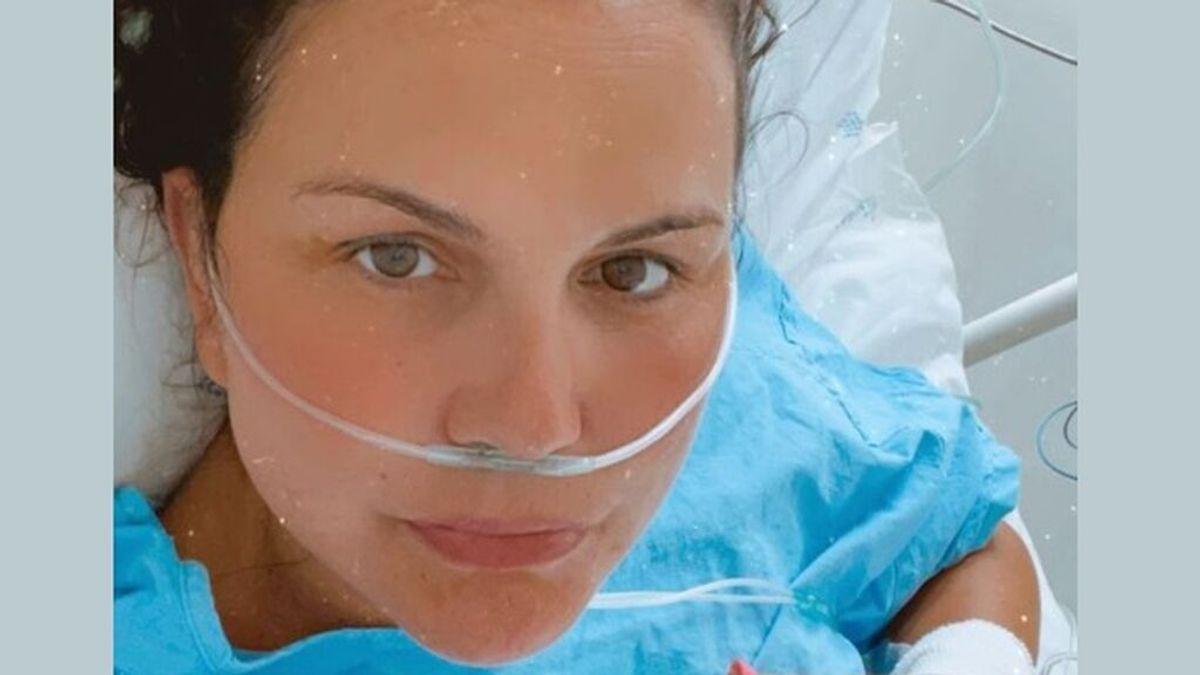 Katia Aveiro, la hermana de Cristiano Ronaldo, ingresada en el hospital por coronavirus