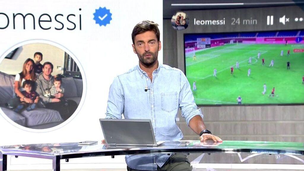 """""""Messi no va a arriesgar hasta que no tenga su nuevo contrato firmado"""""""
