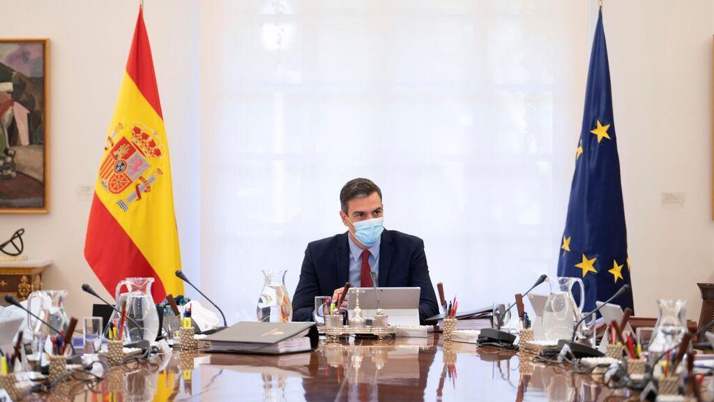 Sánchez hace balance de un curso político agitado por los indultos, la  salida de Iglesias y la macrocrisis de Gobierno