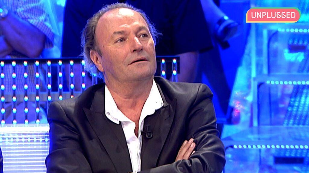 Amador Mohedano en 'Supervivientes'