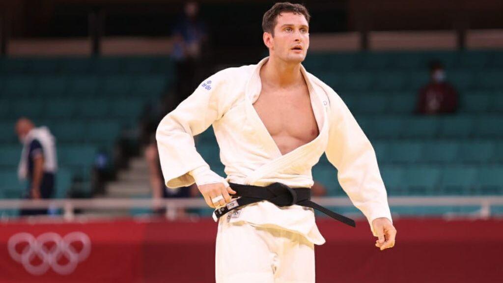 Niko Sherazadishvili, otra medalla que se escapa para España: eliminado en la repesca ante Bobonov