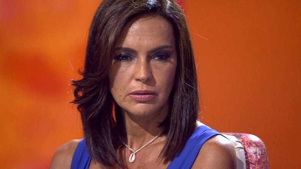 Olga Moreno desvela cómo se enteró del intento de suicidio de Rocío Carrasco