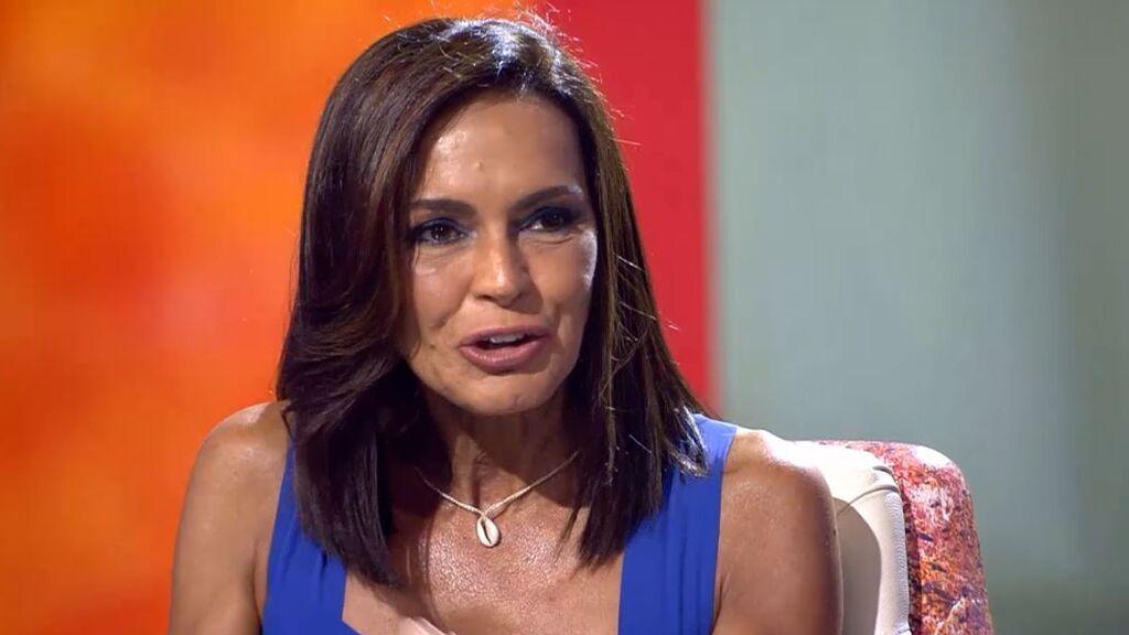 """Olga Moreno: """"A mi nunca nadie me va a robar a mi hija, yo por ella cruzo mares"""""""