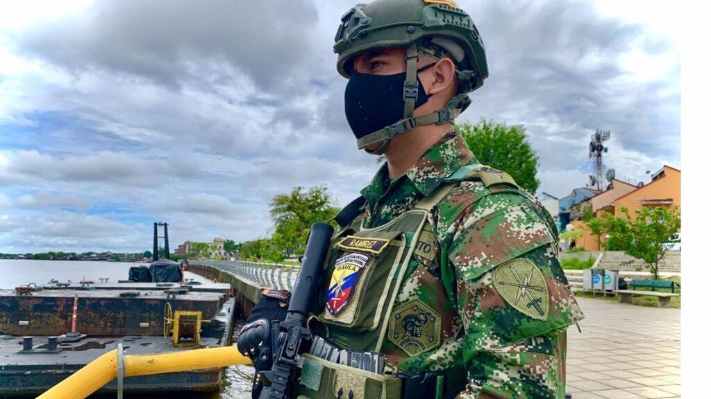 Violencia en la frontera entre Venezuela y Colombia por el enfrentamiento con los narcos