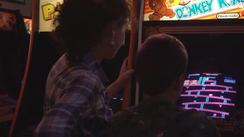 El comecocos o el tetris, los primeros videojuegos de arcade resucitan
