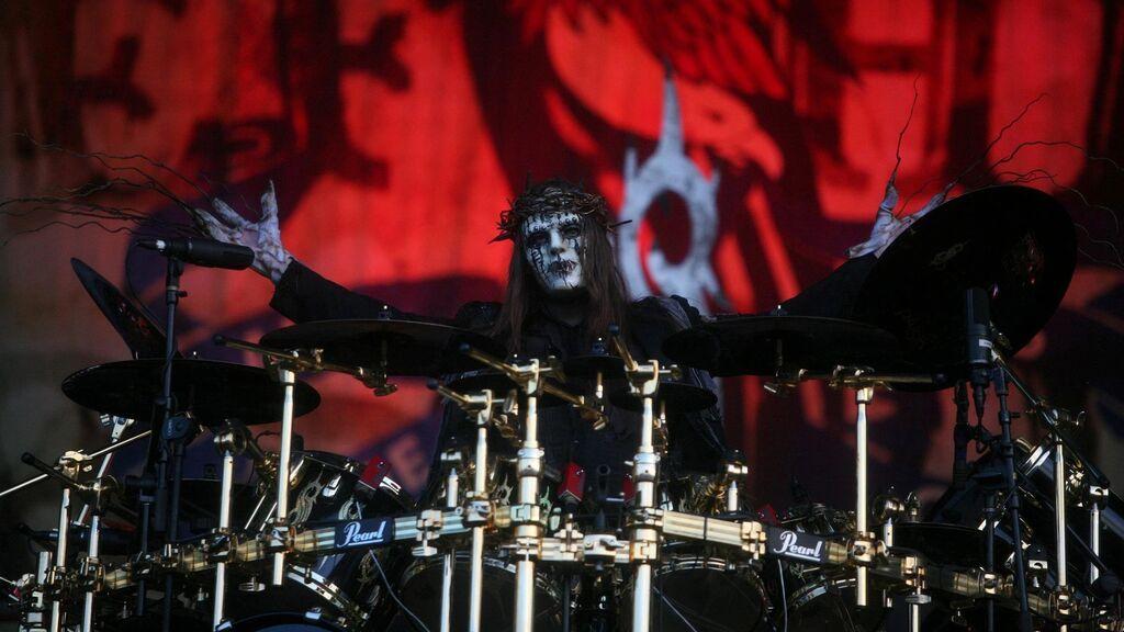 Muere Joey Jordison, exbatería de Slipknot, a los 46 años de edad