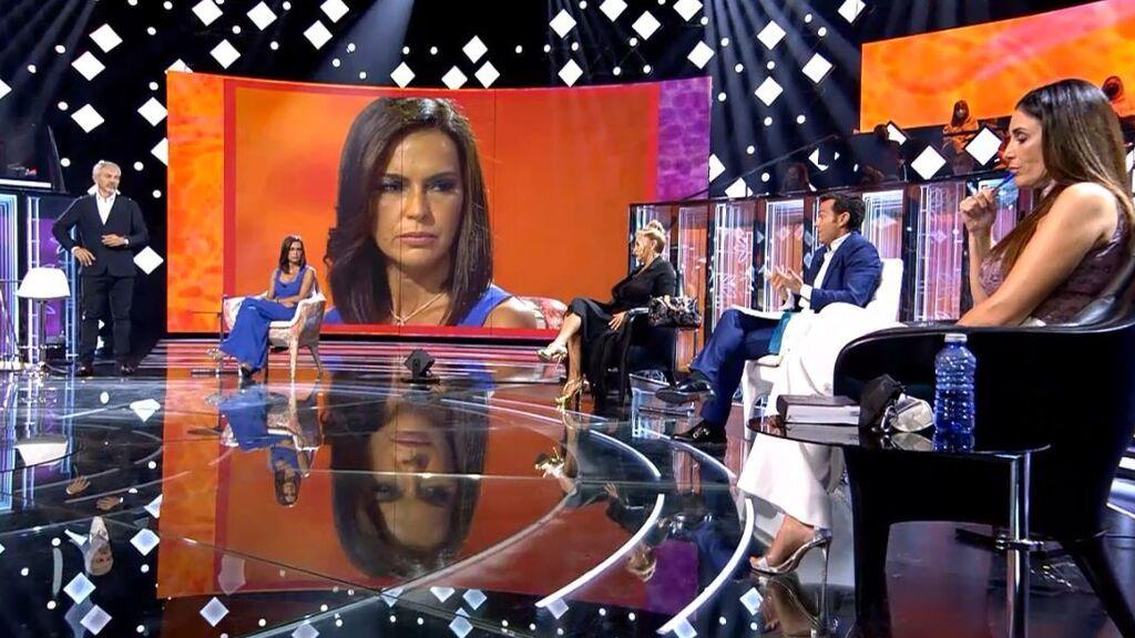 """Olga Moreno: """"Yo no he utilizado a los hijos de Rocío Carrasco"""""""