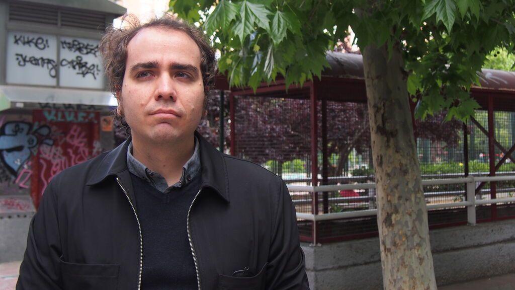 """Noel Ceballos se adentra en el pensamiento conspiranoico: """"Es un virus que infecta tu mente y cambia la forma con la que percibes la realidad"""""""