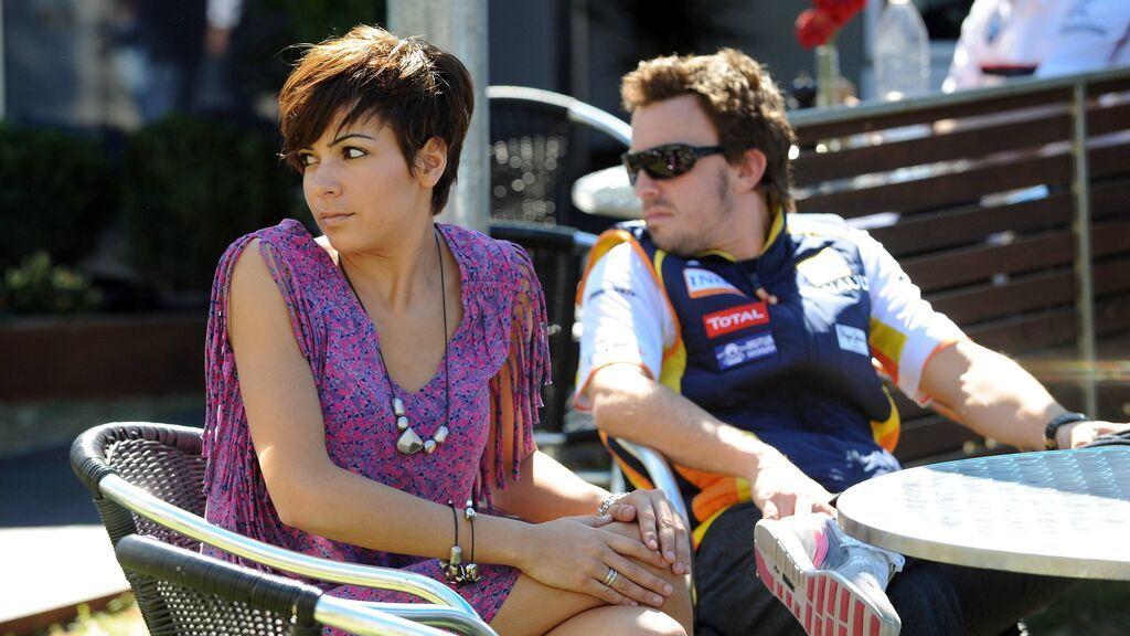 Fernando y Raquel se conocieron en la fiesta de una conocida cadena de radio.