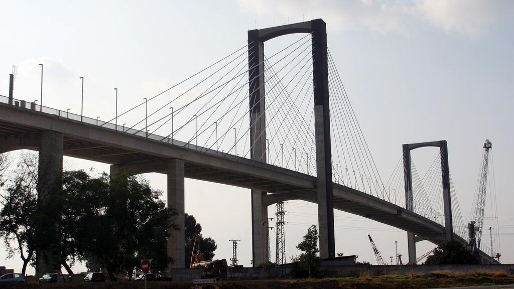 27 meses de obra y 120 millones costarán las obras del puente del Centenario en Sevilla