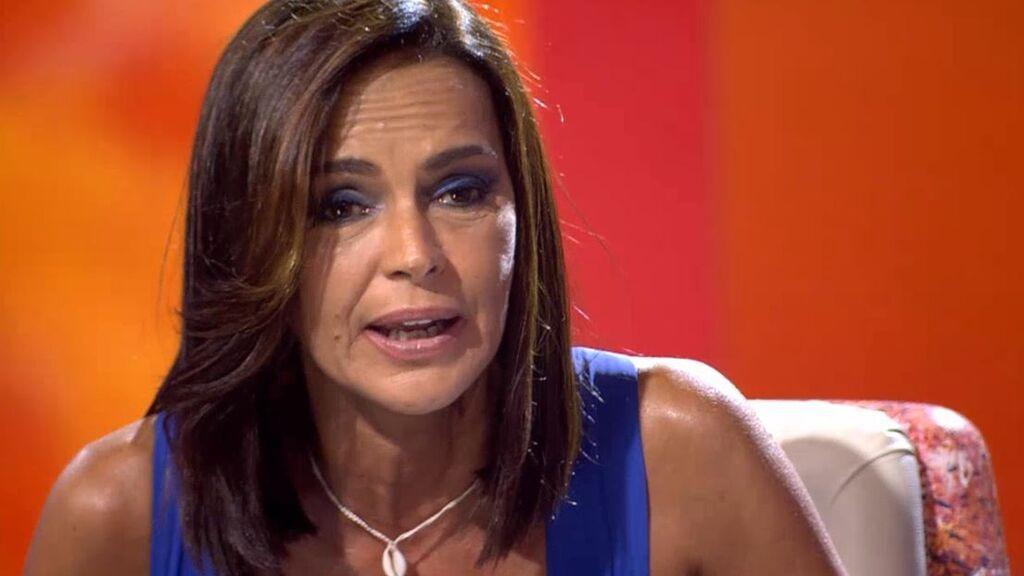 """Olga Moreno estalla contra Rocío Carrasco: """"¡Lo único que he hecho es cuidar de sus hijos, que no son míos!"""""""