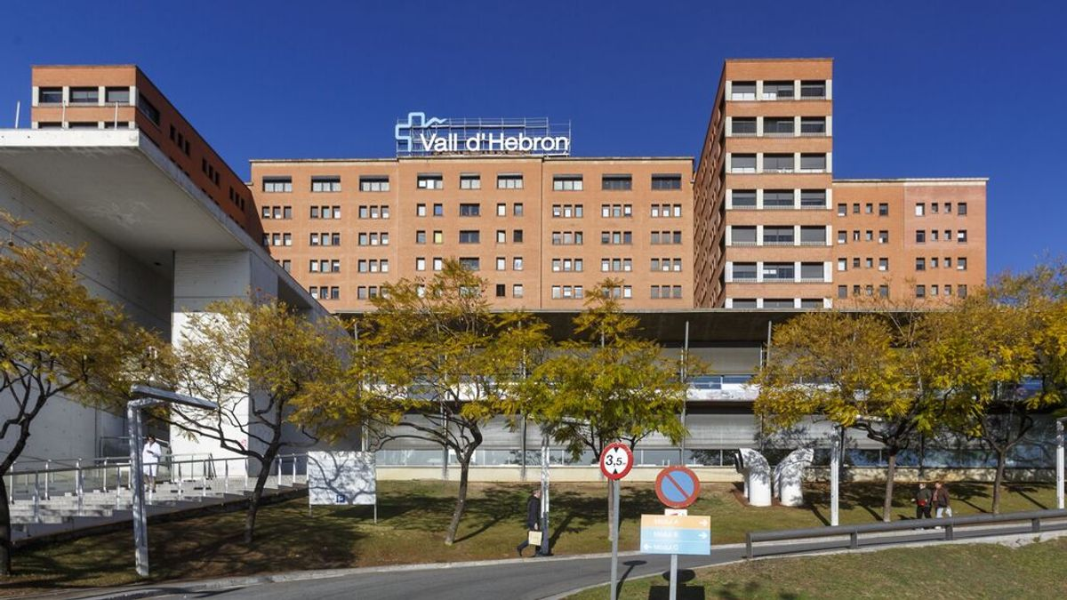 40 mujeres embarazadas están ingresadas por covid en el Hospital Vall d'Hebron, nueve de ellas en la UCI