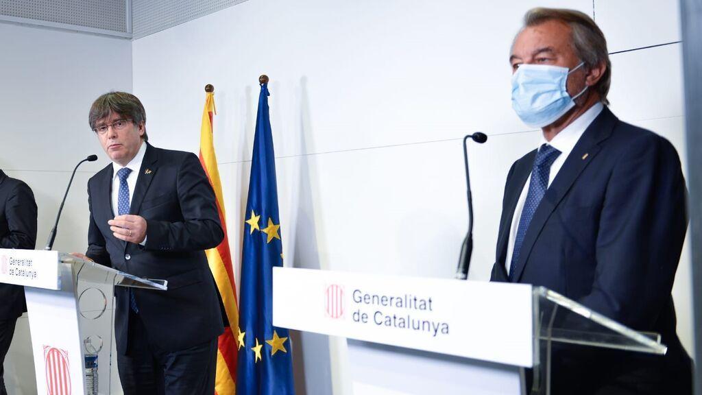 El fondo catalán por las fianzas salva el escollo del Consell y queda en manos de la Abogacía y Fiscalía