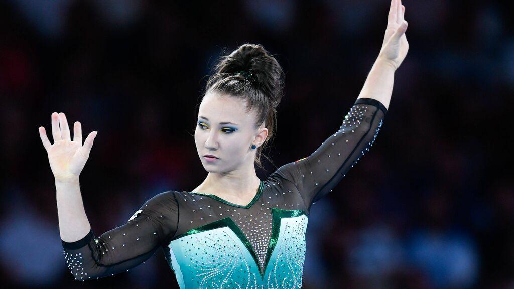 Roxana Popa, la gimnasta española ejemplo de superación y fortaleza mental