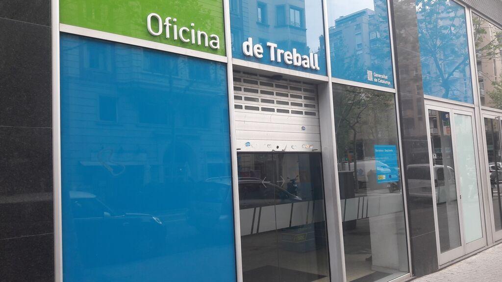 La tasa de paro en Cataluña baja hasta el 12,28% en el segundo trimestre