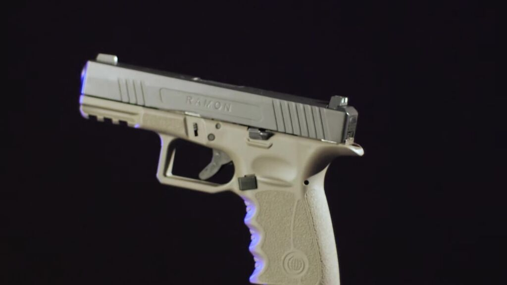 La pistola Ramón