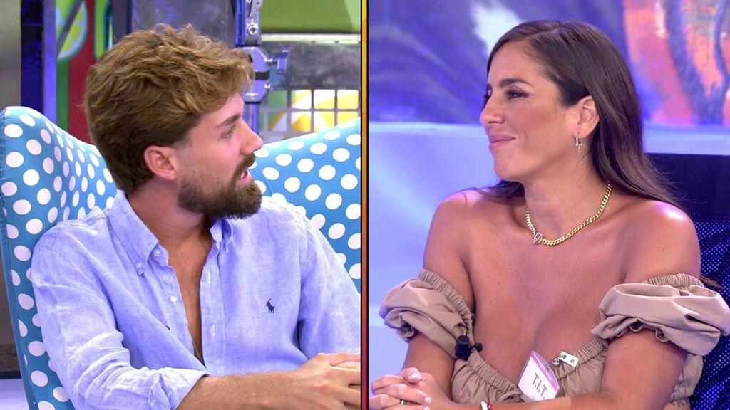 Se armó la 'marimorena': Omar Sánchez quiere invitar a Albalá a la boda pero Anabel Pantoja no