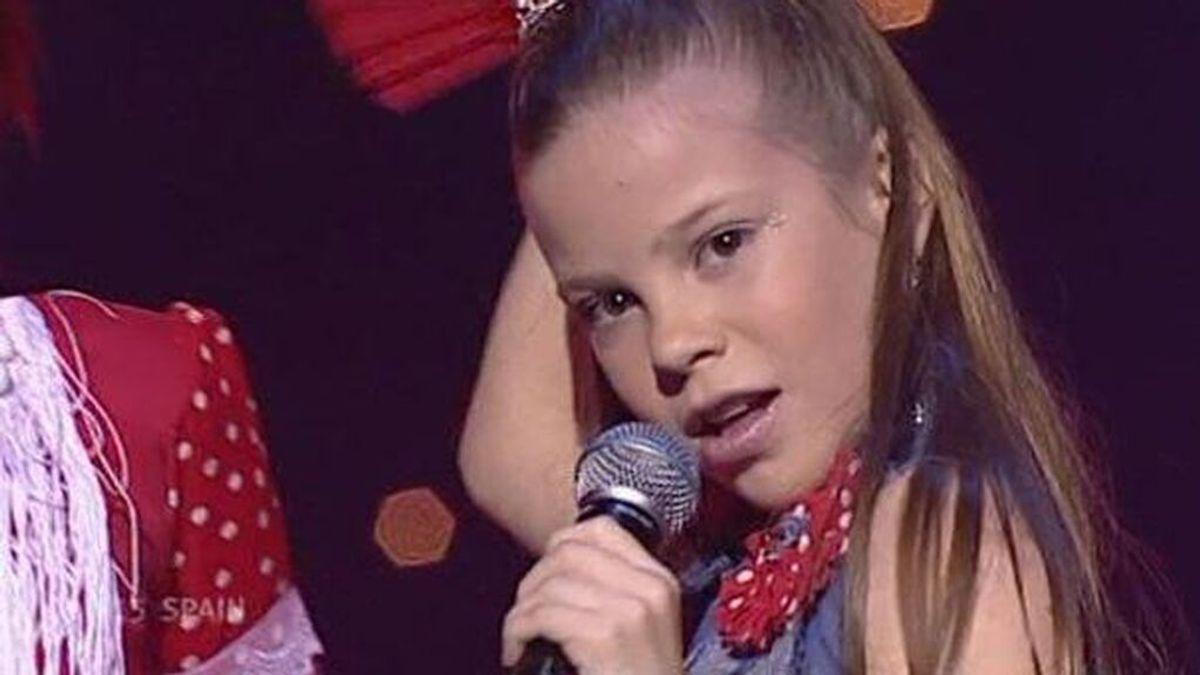 """María Isabel, la niña de 'Antes muerta que sencilla', anuncia que se retira con 26 años por """"ansiedad"""""""