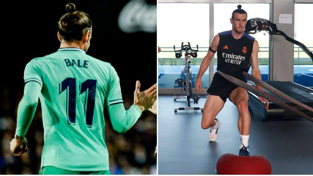 Gareth Bale cuenta con la confianza de Ancelotti, pero se queda sin dorsal en el Real Madrid