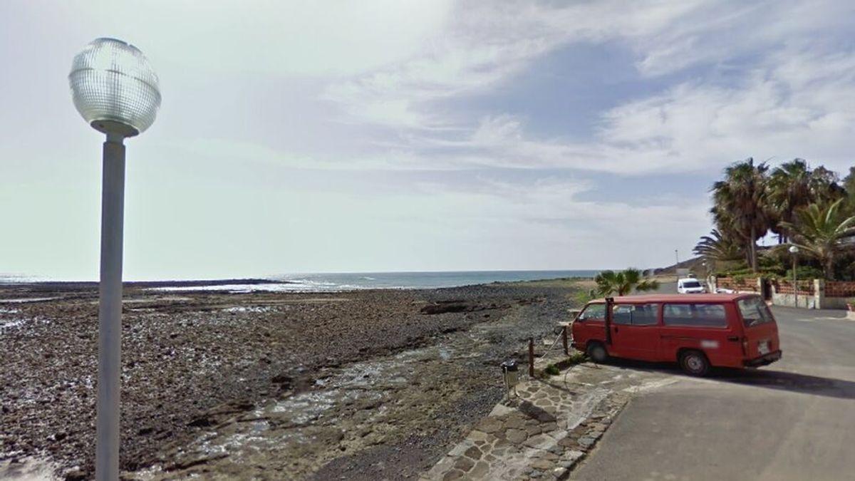 Encuentran el cuerpo sin vida de un joven que desapareció cuando practicaba apnea en Fuerteventura