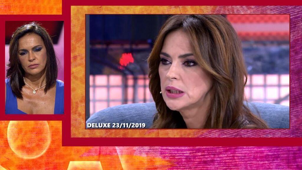 """Olga Moreno: """"Rocío Carrasco tardó cinco días en venir al hospital con su hijo"""""""