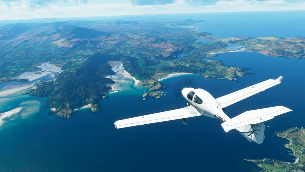 Microsoft Flight Simulator para Xbox Series X/S